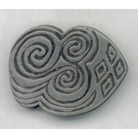 Newgrange Celtic designed Brooch